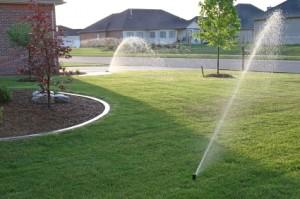 Irrigation System working correctly
